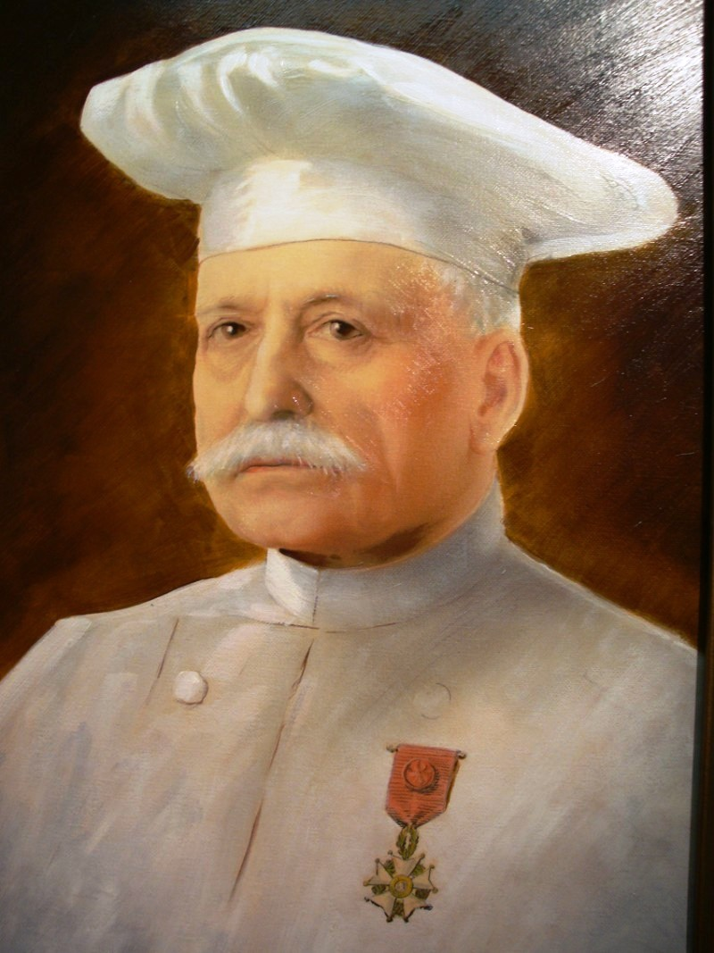 a biography of the life and times of auguste escoffier The hardcover of the auguste escoffier: memories of my life by auguste escoffier at barnes & noble free shipping on $25 or more.