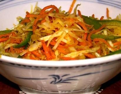 1. Vegetable pickles